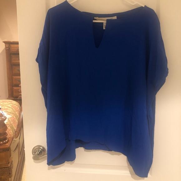 Diane Von Furstenberg Tops - Evening shirt or casual attire